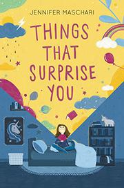 THINGS THAT SURPRISE YOU by Jennifer Maschari