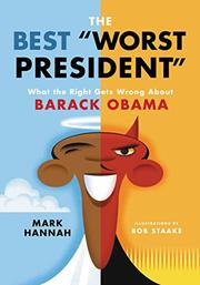 "THE BEST ""WORST PRESIDENT"" by Mark Hannah"