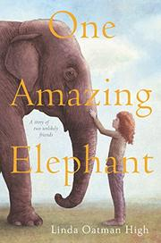 ONE AMAZING ELEPHANT by Linda Oatman High