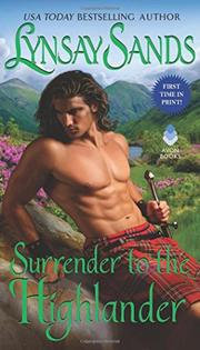 SURRENDER TO THE HIGHLANDER by Lynsay Sands