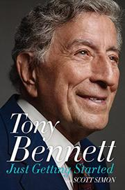 JUST GETTING STARTED by Tony Bennett