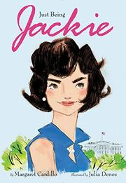 JUST BEING JACKIE by Margaret Cardillo