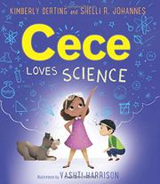 CECE LOVES SCIENCE by Kimberly Derting