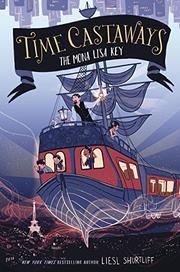 THE MONA LISA KEY by Liesl Shurtliff