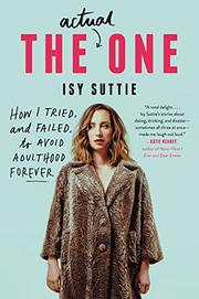 THE ACTUAL ONE by Isy Suttie