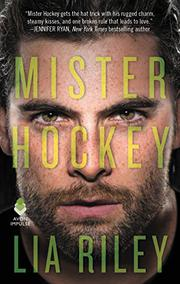 MISTER HOCKEY by Lia Riley