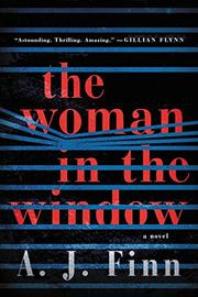 Image result for the woman in the window cover