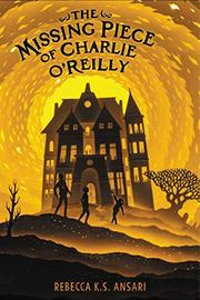 THE MISSING PIECE OF CHARLIE O'REILLY by Rebecca Ansari