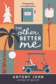 THE OTHER, BETTER ME by Antony John
