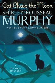CAT CHASE THE MOON by Shirley Rousseau Murphy
