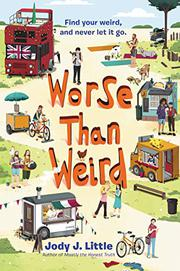 WORSE THAN WEIRD by Jody J. Little