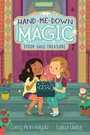 STOOP SALE TREASURE by Corey Ann Haydu