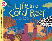 Cover art for LIFE IN A CORAL REEF