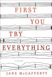 Book Cover for FIRST YOU TRY EVERYTHING