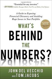 Cover art for WHAT'S BEHIND THE NUMBERS?