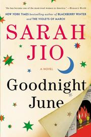 GOODNIGHT JUNE by Sarah Jio