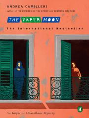 Cover art for THE PAPER MOON