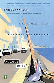 Book Cover for AUGUST HEAT