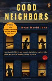 GOOD NEIGHBORS by Ryan David Jahn