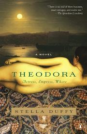 THEODORA by Stella Duffy