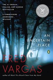 Cover art for AN UNCERTAIN PLACE