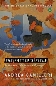 Cover art for THE POTTER'S FIELD