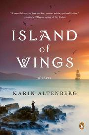 Cover art for ISLAND OF WINGS