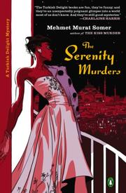 Book Cover for THE SERENITY MURDERS