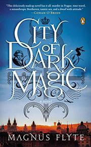 Book Cover for CITY OF DARK MAGIC
