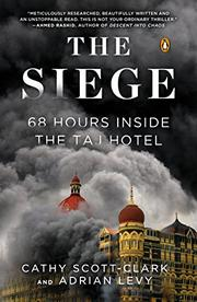THE SIEGE by Cathy Scott-Clark
