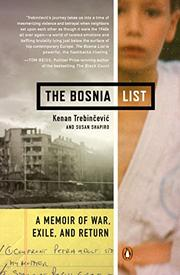 THE BOSNIA LIST by Kenan Trebincevic
