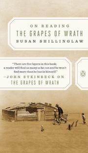 ON READING <i>THE GRAPES OF WRATH</i> by Susan Shillinglaw