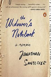 THE WIDOWER'S NOTEBOOK by Jonathan Santlofer