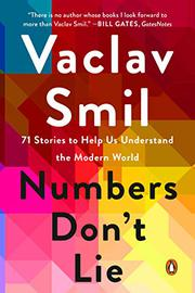 NUMBERS DON'T LIE by Vaclav Smil