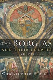 Cover art for THE BORGIAS AND THEIR ENEMIES