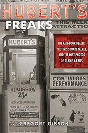 Cover art for HUBERT'S FREAKS