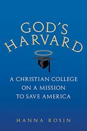 Book Cover for GOD'S HARVARD
