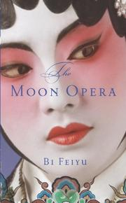 Book Cover for THE MOON OPERA