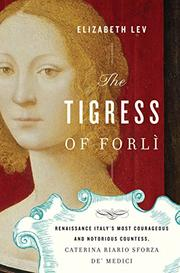 Cover art for THE TIGRESS OF FORLÌ