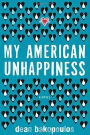 Cover art for MY AMERICAN UNHAPPINESS