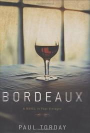 BORDEAUX by Paul Torday