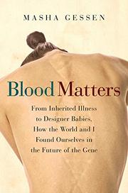 Cover art for BLOOD MATTERS