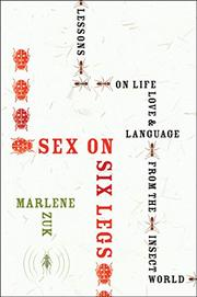 Book Cover for SEX ON SIX LEGS