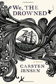 Cover art for WE, THE DROWNED