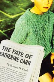 Cover art for THE FATE OF KATHERINE CARR