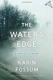 Cover art for THE WATER'S EDGE