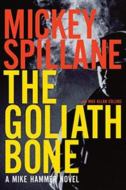 Cover art for THE GOLIATH BONE