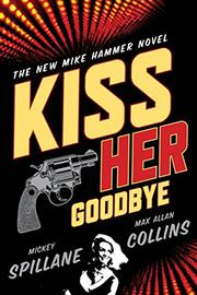 Book Cover for KISS HER GOODBYE