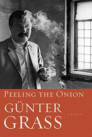 PEELING THE ONION by Gunter Grass