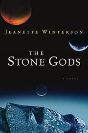 Book Cover for THE STONE GODS
